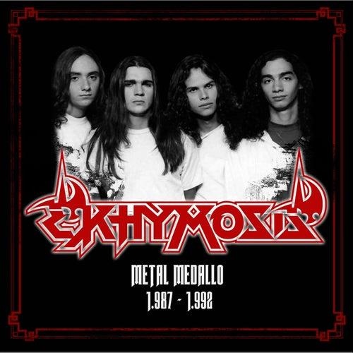 Metal Medallo 1987 - 1992 de Ekhymosis