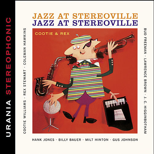 Jazz at Stereoville by Cootie Williams