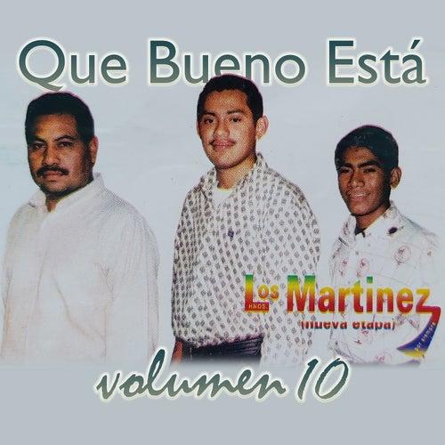Que Bueno Está, vol. 10 de Los Hermanos Martinez de El Salvador