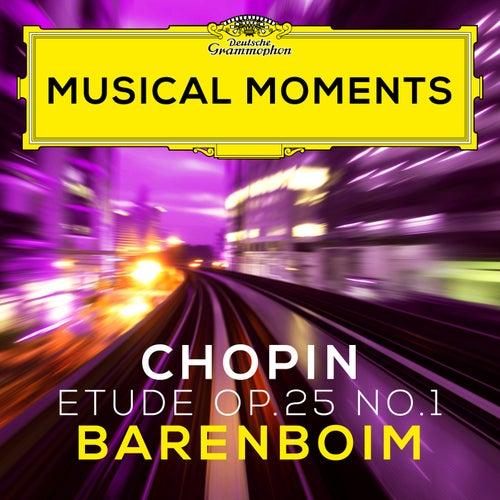 Chopin: Études, Op. 25: No. 1 in A Flat Major (Musical Moments) by Daniel Barenboim