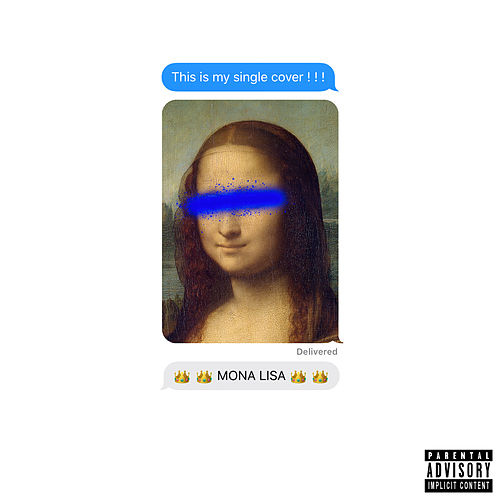 Mona Lisa by Off Bloom