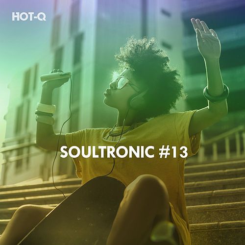Soultronic, Vol. 13 de Hot Q