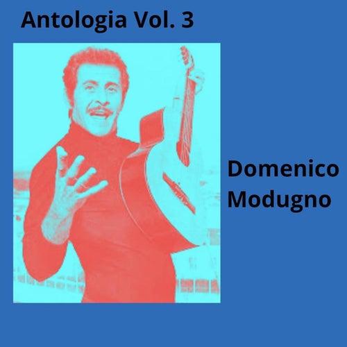 Antologia, vol. 3 by Domenico Modugno