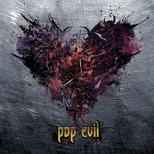 War Of Angels de Pop Evil
