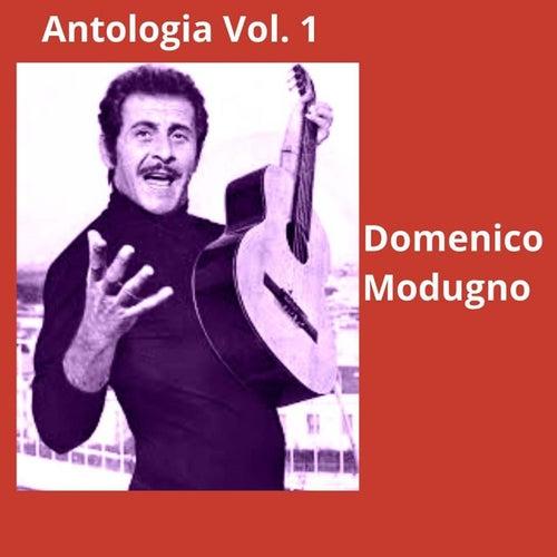 Antologia, vol. 1 by Domenico Modugno