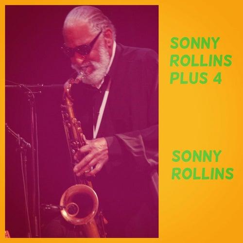 Sonny Rollins Plus 4 de Sonny Rollins