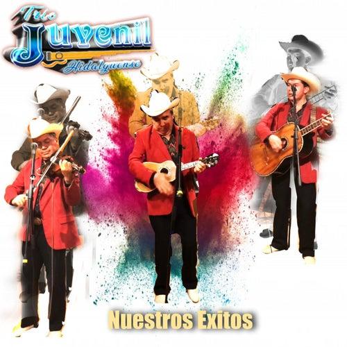 Nuestros Exitos (En Vivo) von Trio Juvenil Hidalguense