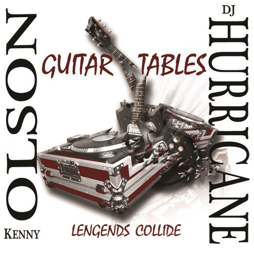 Guitar Tables by DJ Hurricane