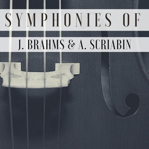 Symphonies of J. Brahms & A. Scriabin von Berliner Philharmoniker