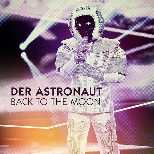 Back To The Moon von The Astronaut