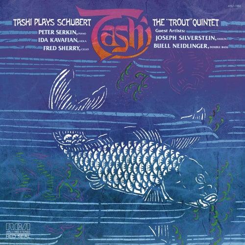 Schubert: Piano Quintet 'The Trout' de Tashi
