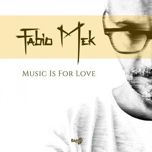 Music is for love by Fabio Mek