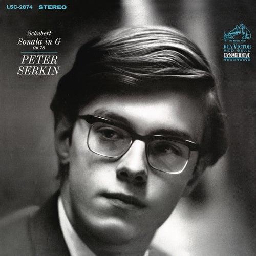 Schubert: Piano Sonata No. 18 (Remastered) de Peter Serkin