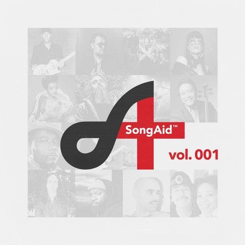 SongAid, Vol. 001 de Various Artists
