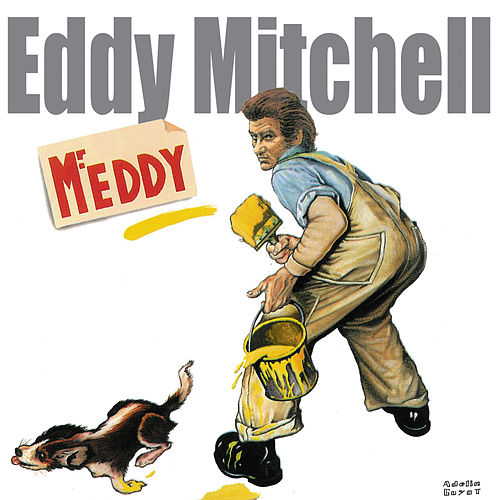 Mr. Eddy by Eddy Mitchell