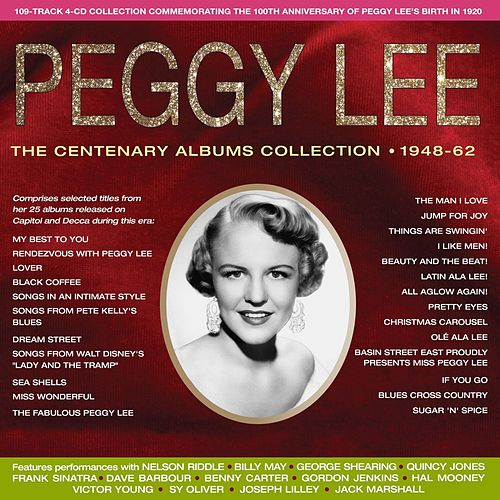 The Centenary Albums Collection 1948-62 von Peggy Lee