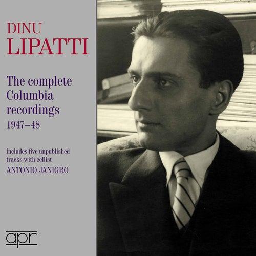 Dino Lipatti - the Columbia recordings 1947-1948 by Dinu Lipatti