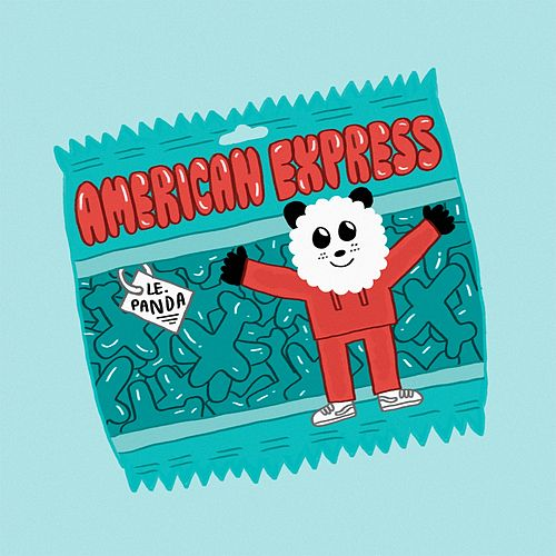 American Express by le.Panda