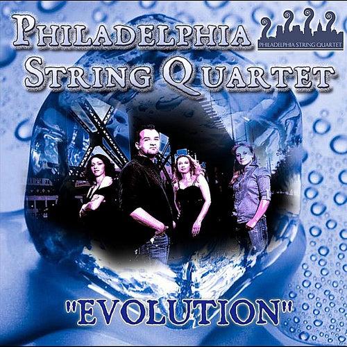 Evolution von Philadelphia String Quartet