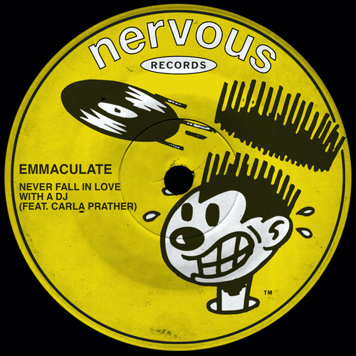 Never Fall In Love With A DJ de Emmaculate
