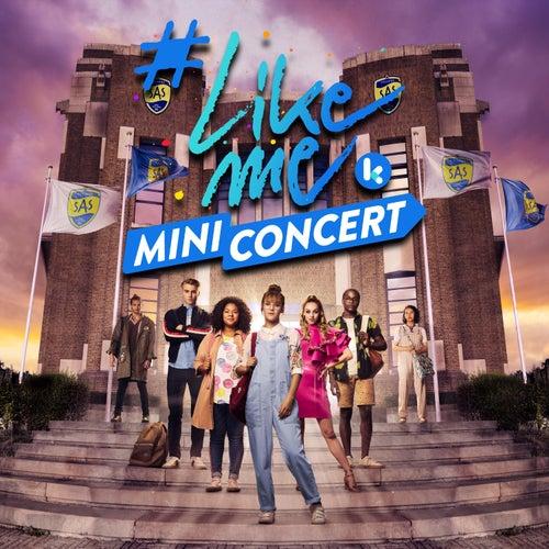 #LikeMe Mini Concert de #LikeMe Cast