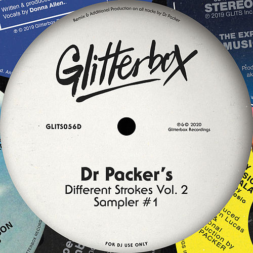 Dr Packer's Different Strokes, Vol. 2 Sampler #1 by Dr Packer