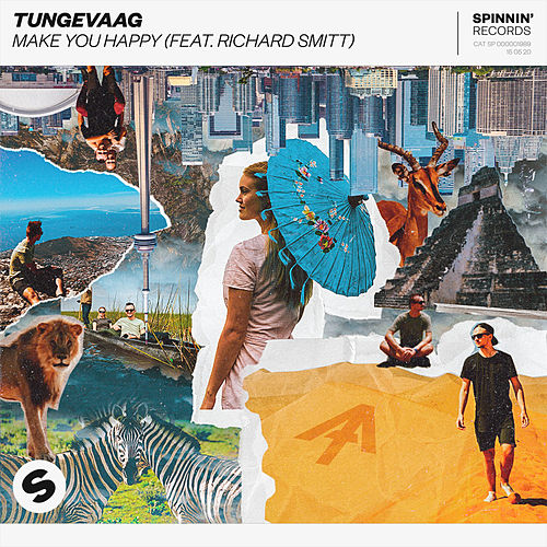 Make You Happy (feat. Richard Smitt) de Tungevaag
