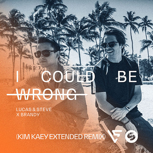 I Could Be Wrong (Kim Kaey Extended Remix) van Lucas & Steve