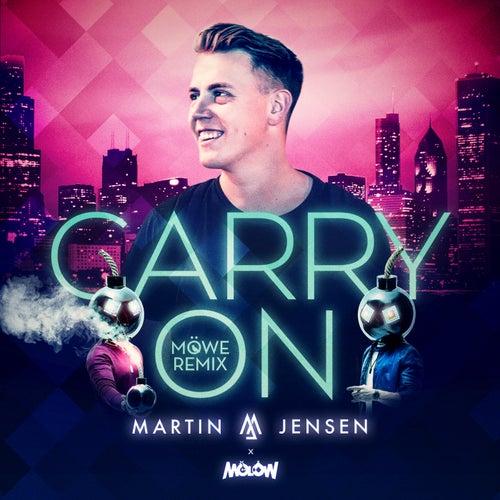 Carry On (Möwe Remix) van Martin Jensen