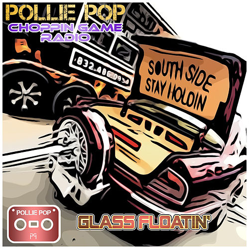 Glass Floatin by Pollie Pop