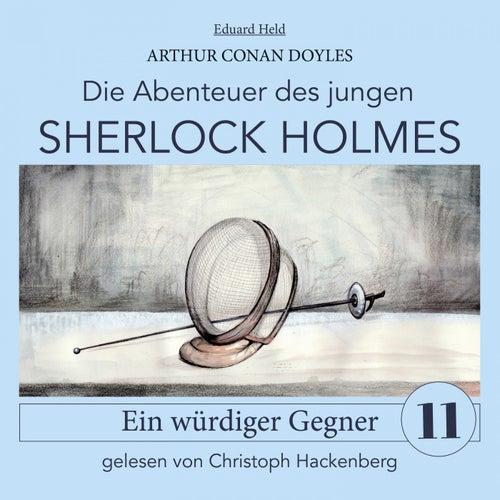 Sherlock Holmes: Ein würdiger Gegner (Die Abenteuer des jungen Sherlock Holmes 11) von Sherlock Holmes
