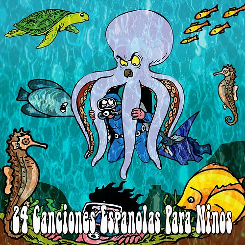 24 Canciones Espanolas Para Ninos de Canciones Para Niños