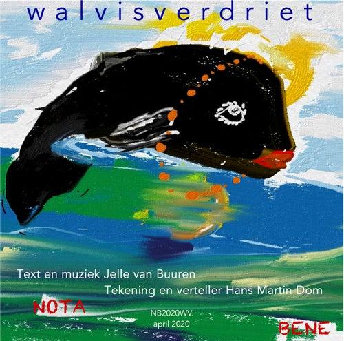 Walvisverdriet (feat. Jelle van Buuren) van Hans Martin Dom