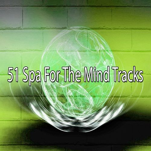 51 Spa for the Mind Tracks von Massage Therapy Music