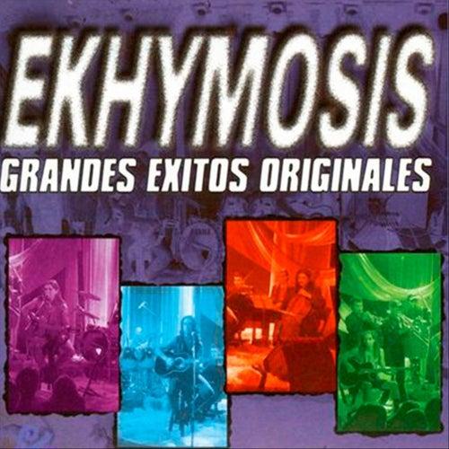 Grandes Exitos Originales de Ekhymosis