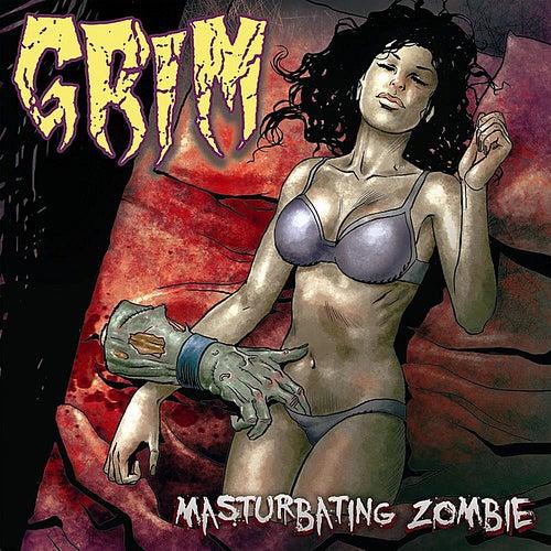 Masturbating Zombie by Grim
