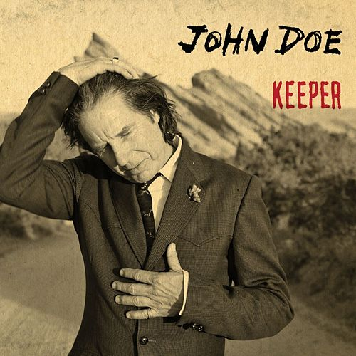 Keeper by John Doe