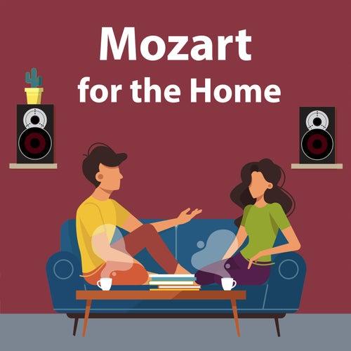 Mozart for the Home de Wolfgang Amadeus Mozart
