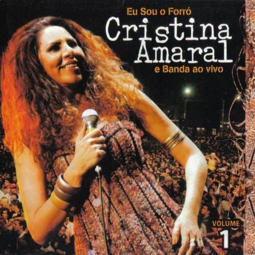 Eu Sou o Forró - Vol. 1 (Ao Vivo) de Cristina Amaral