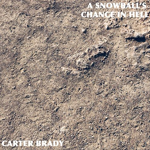 A Snowball's Chance in Hell von Carter Brady
