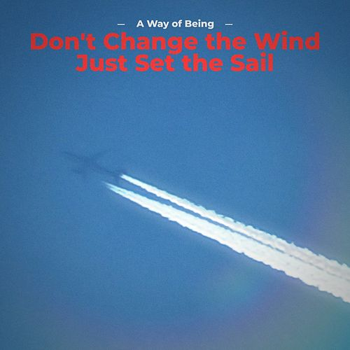 Don't Change the Wind Just Set the Sail by A Way of Being