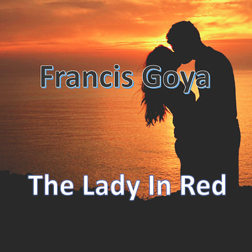 The Lady in Red von Francis Goya