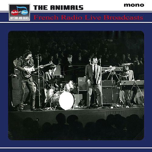 French Radio Live Broadcasts (Live) de The Animals