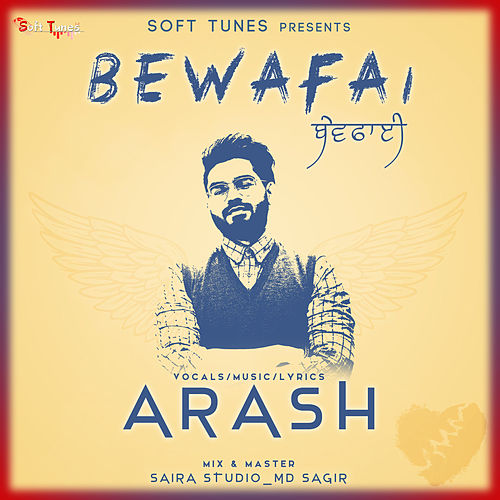Bewafai by Arash
