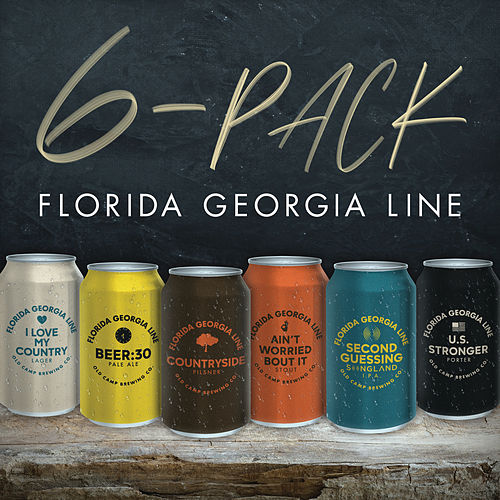 6-Pack de Florida Georgia Line