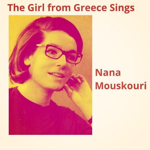 The Girl from Greece Sings de Nana Mouskouri