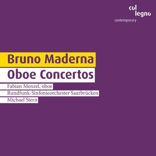 Oboe Concertos by Rundfunk-Sinfonieorchester Saarbrücken