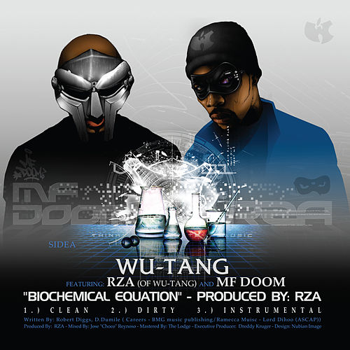 Biochemical Equation von Wu-Tang Clan