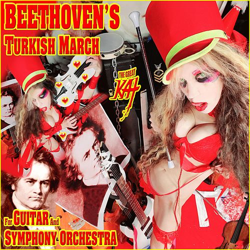 Beethoven's Turkish March for Guitar and Symphony Orchestra by The Great Kat