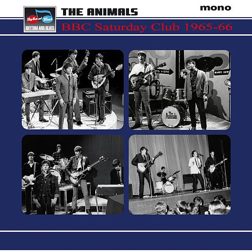 BBC Saturday Club 1965 - 1966 de The Animals